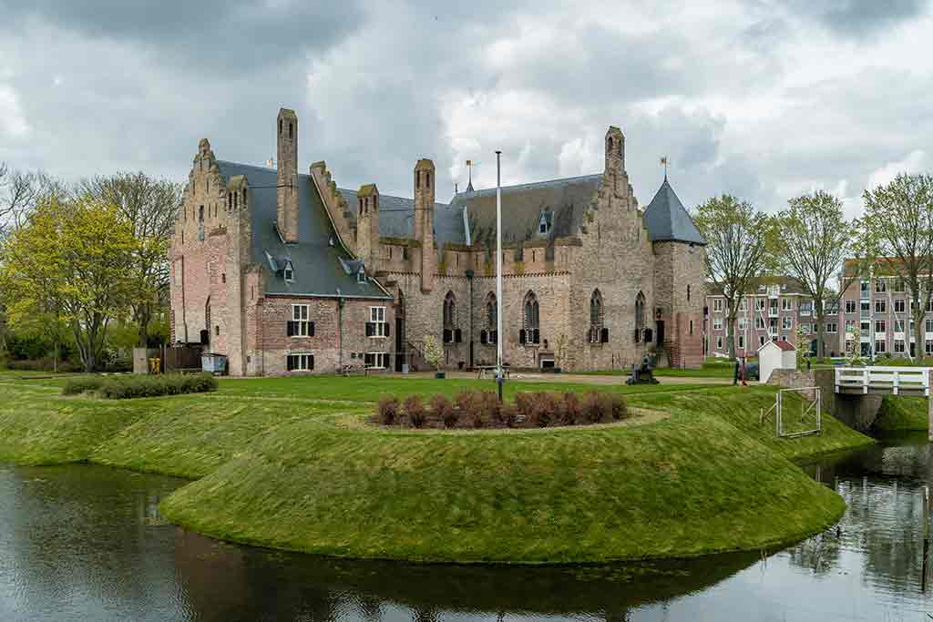 Famous Castles in Netherlands Radboud-Castle