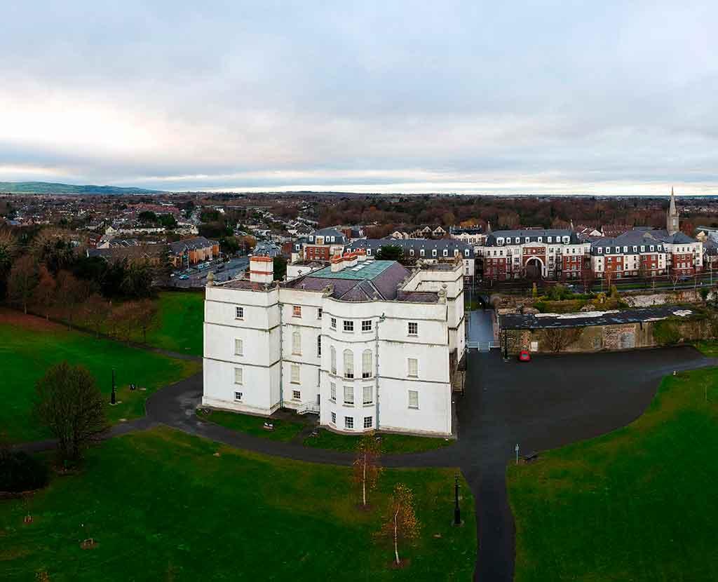 Castles in Ireland Rathfarnham-Castle