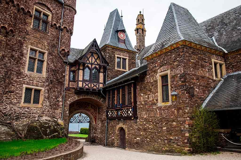 Best German Castles Reichsburg-Cochem