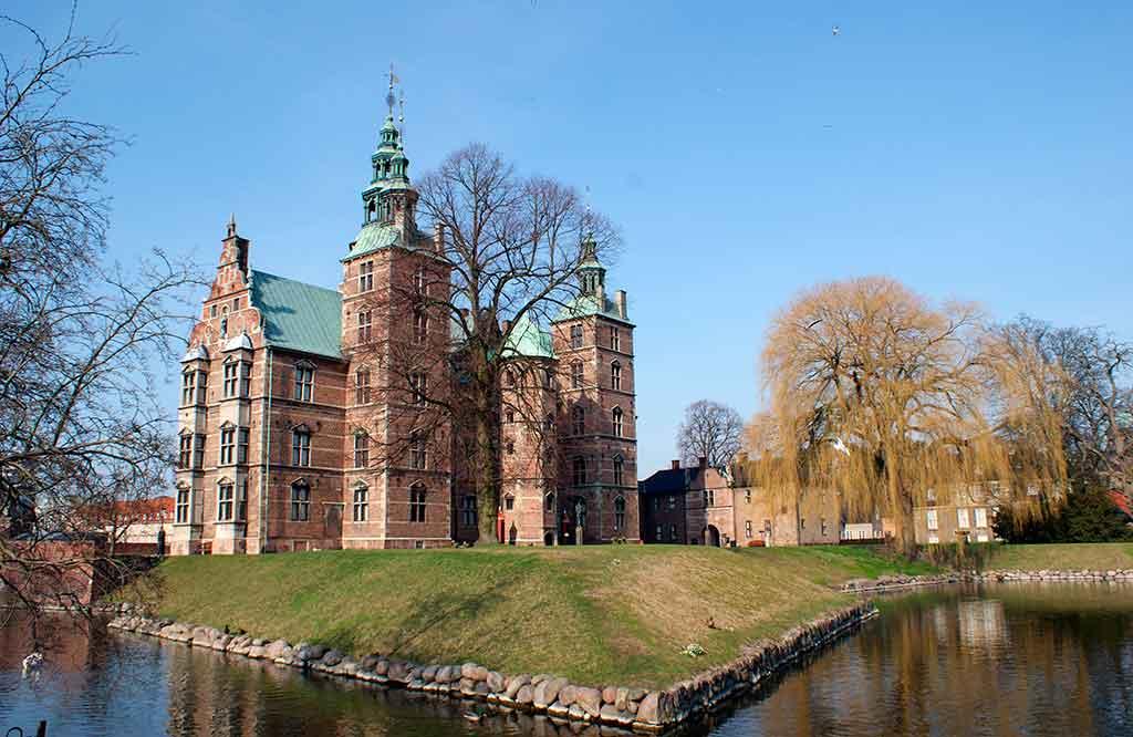 Famous Castles in Denmark Rosenborg Castle