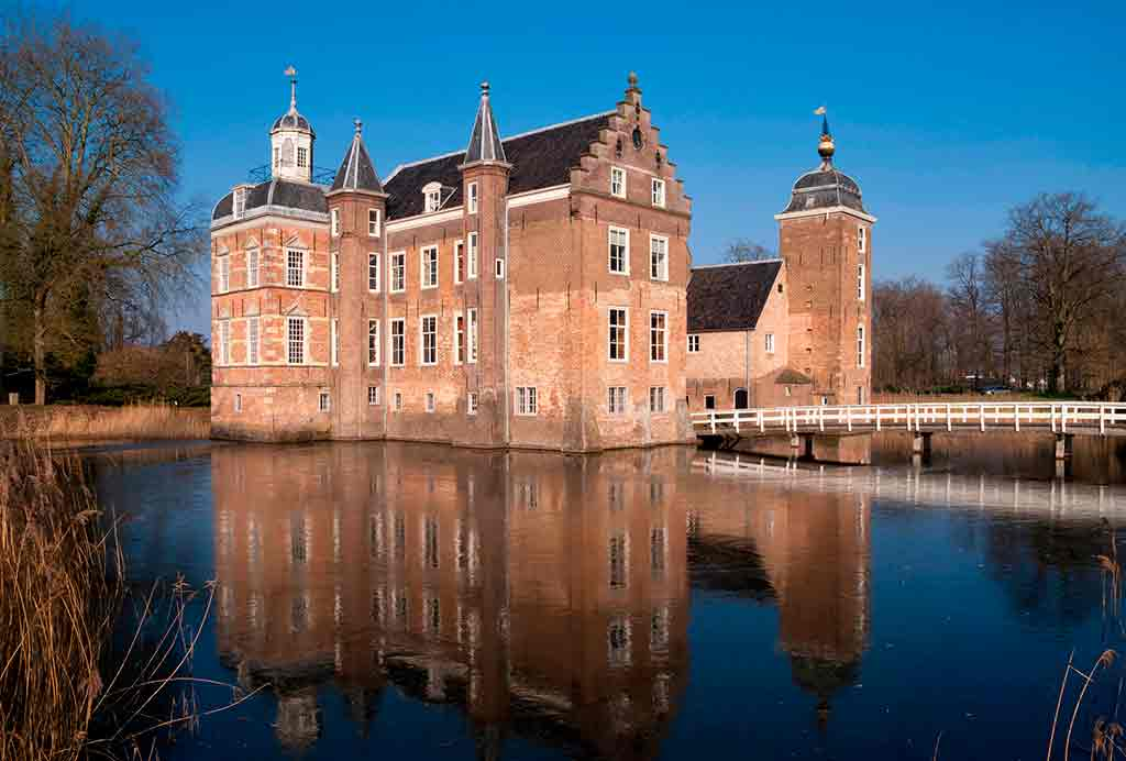 Best castles in NetherlandsRuurlo-Castle