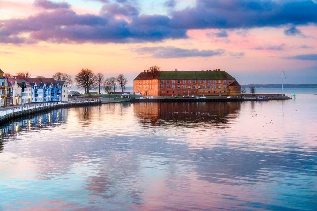 Famous Castles in Denmark Sønderborg castle