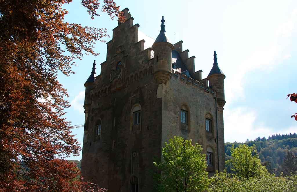 Best Luxembourger Castles Schoenfels-Castle-luxembourg