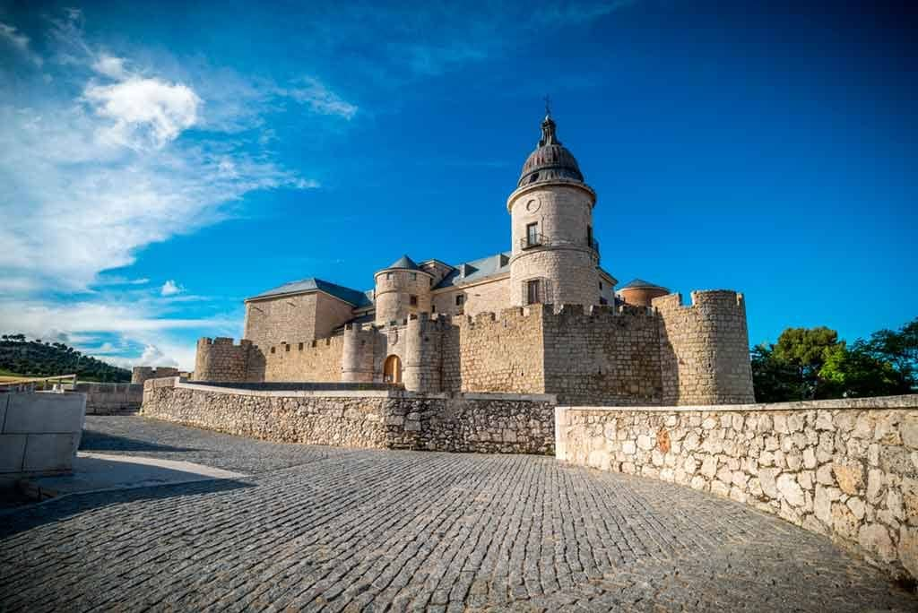 Best Spanish Castles Simancas-Castle