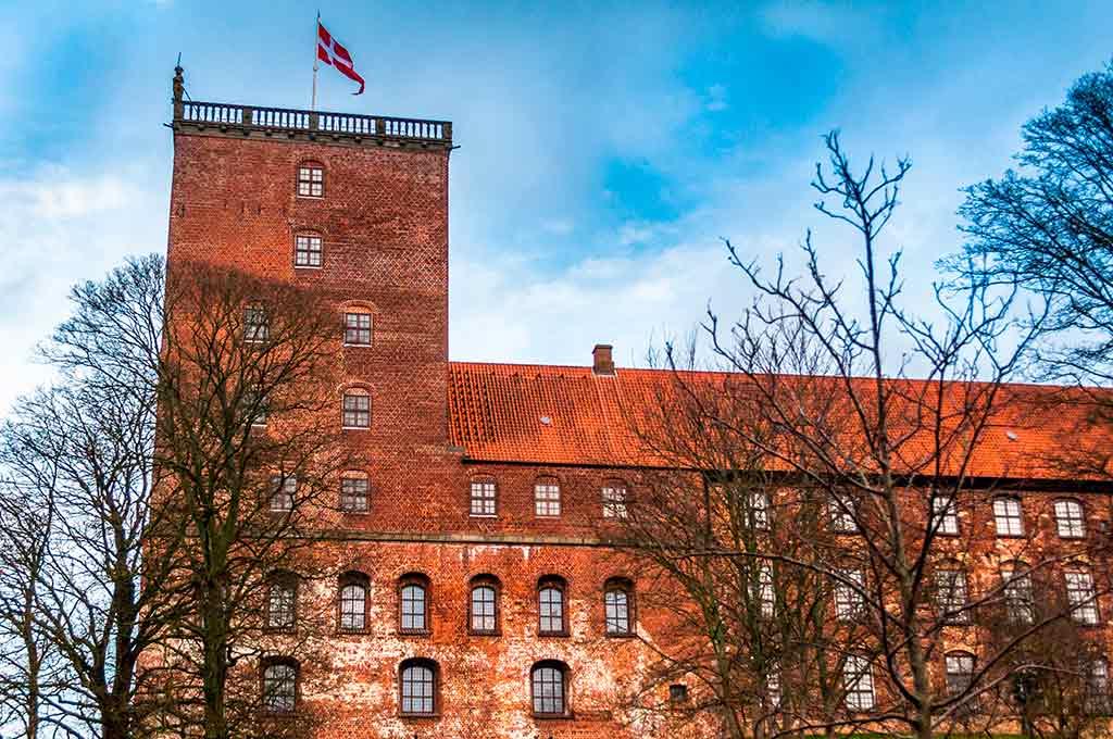 Best Castles in Denmark Koldinghus Castle