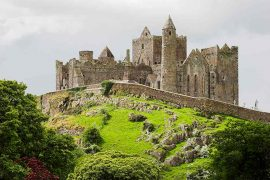 Castles in Ireland The-Rock-of-Cashel