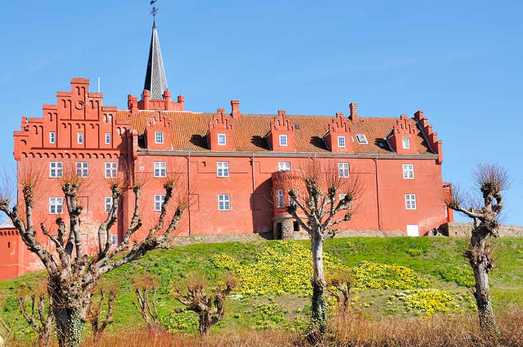 Best Castles in Denmark Tranekær slot