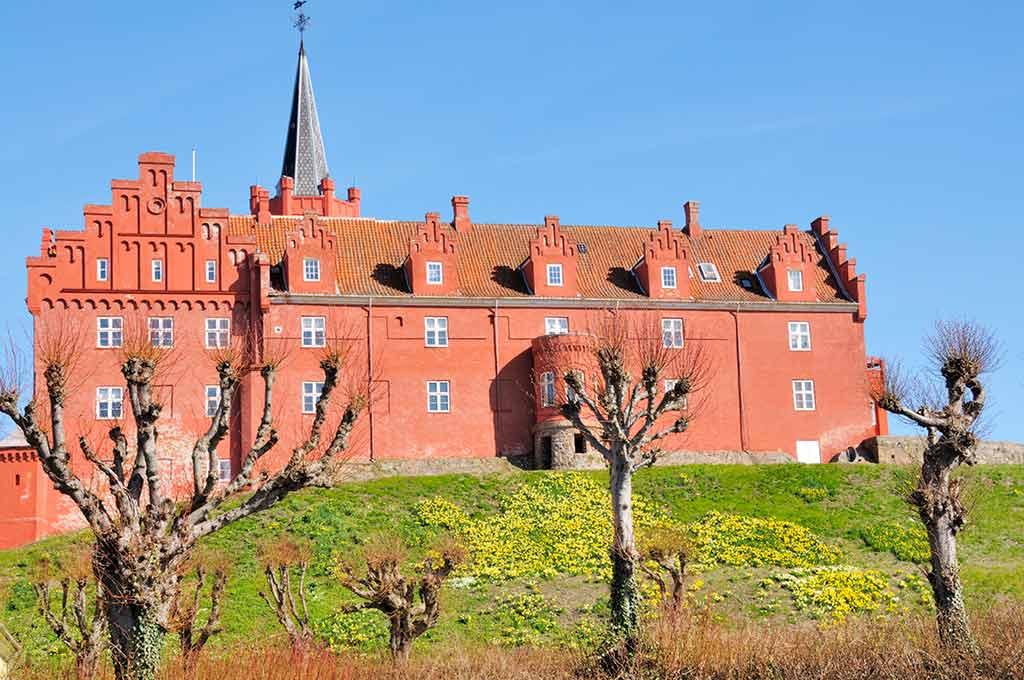 Best Castles in Denmark Tranekær slot