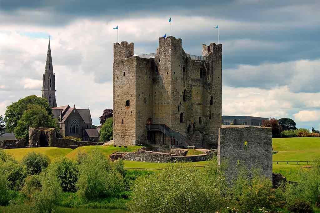 Best Castles in Ireland Trim-Castle