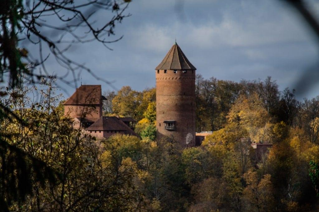 Turaida Castle, Latvia - europe's famous castles