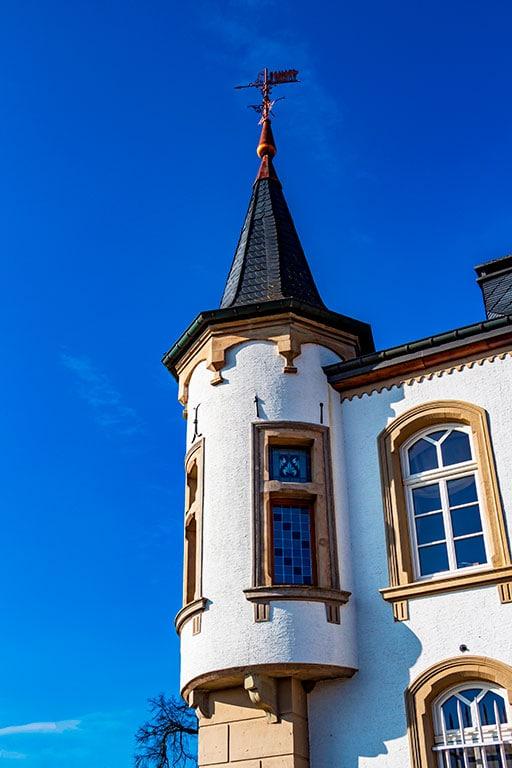 Castles in Luxembourg Urspelt-Castle
