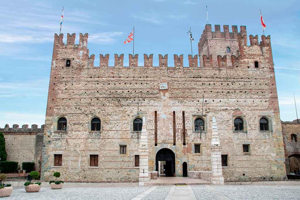 Best Italian Castles Veneto-Castello-di-Marostica