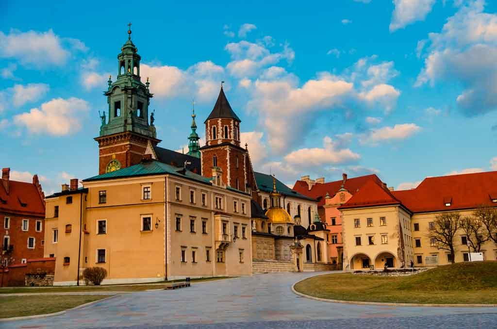Best Medieval Castles Wawel-Castle