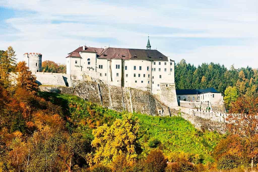 Best Castles in Czech Cesky Sternberk Castle