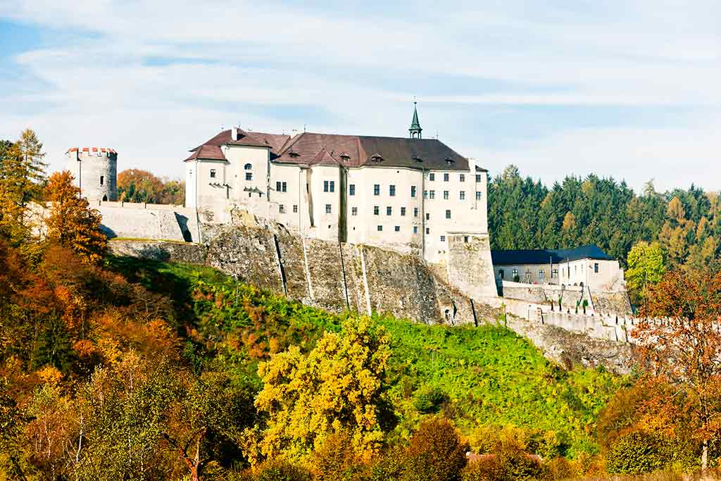 Best Castles in Czech Cesky Sternberk Castle