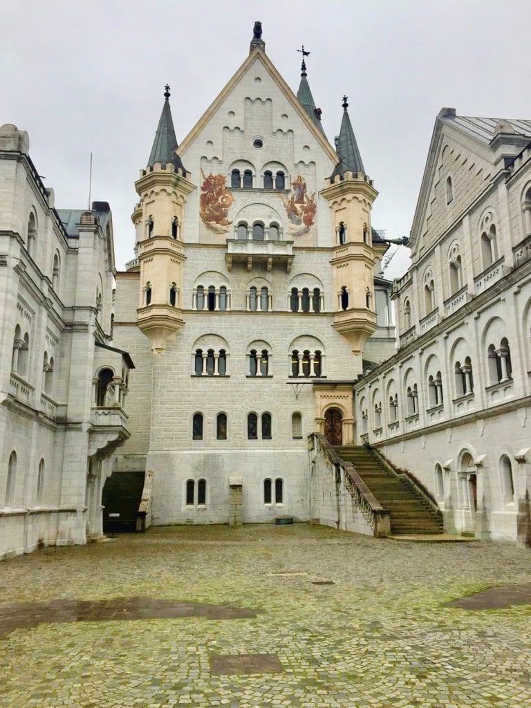 Neuschwanstein Castle Germany 1