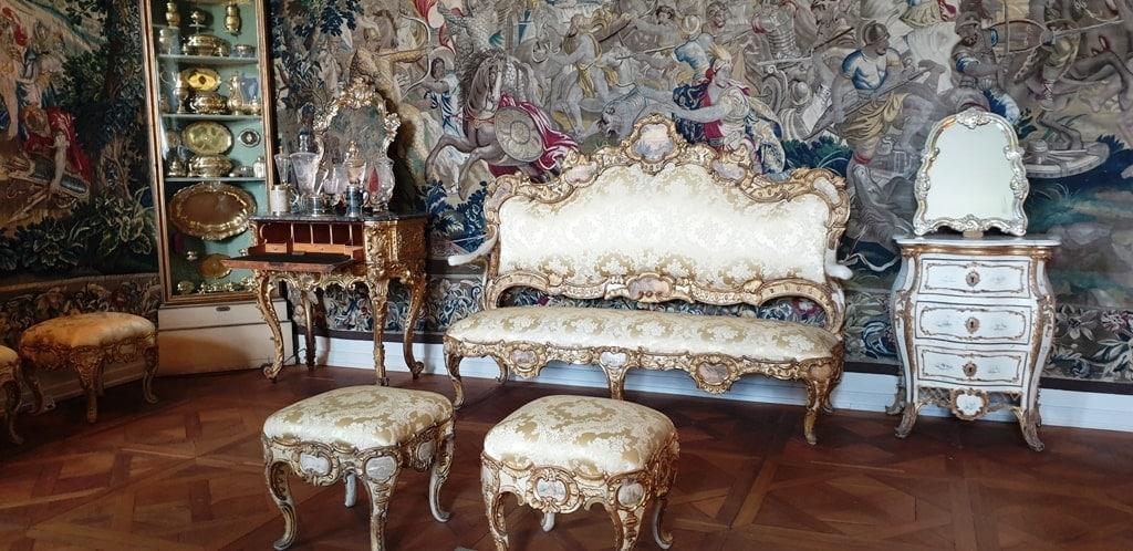 inside Rosenborg Castle 1
