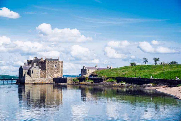 Edinburgh Castles-Blackness-Castle