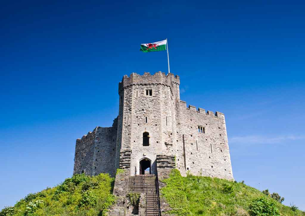 Best castles in South Wales-Cardiff-Castle