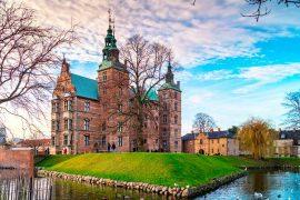 Castles in Copenhagen Rosenborg Castle