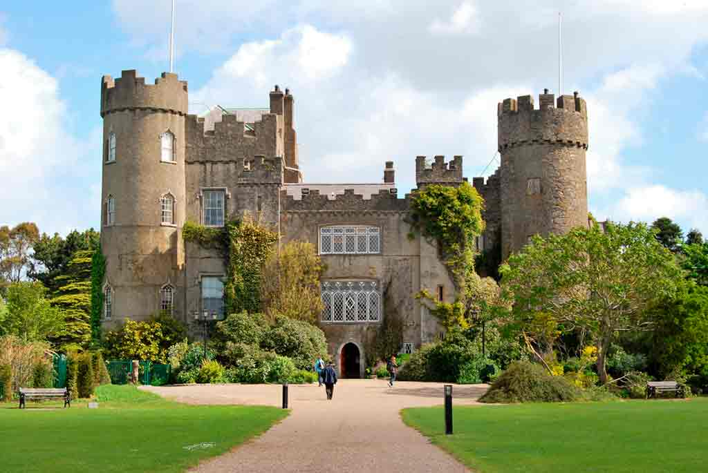Best haunted castles-Malahide-Castle