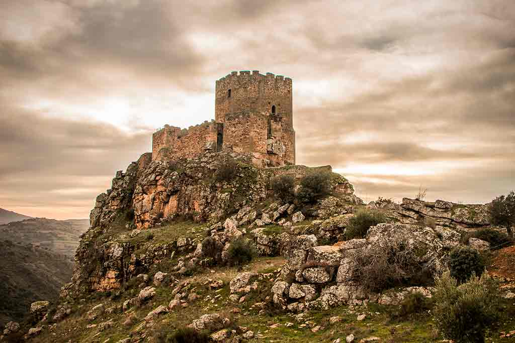 Best castles in Portugal-Castle-of-Algoso