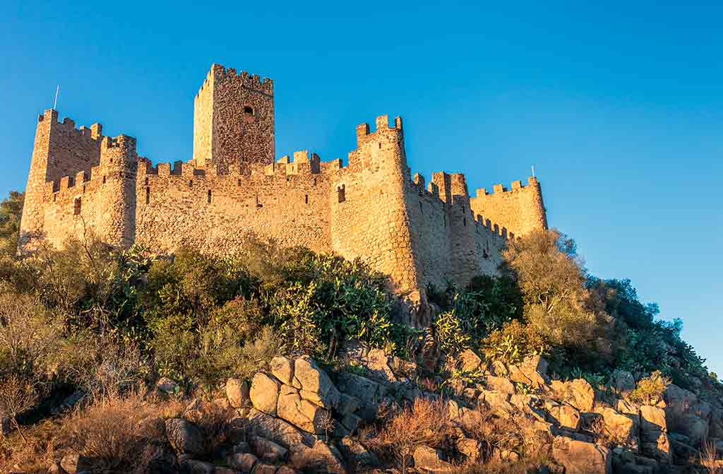 Famous Castles in Portugal-Castle-of-Almourol