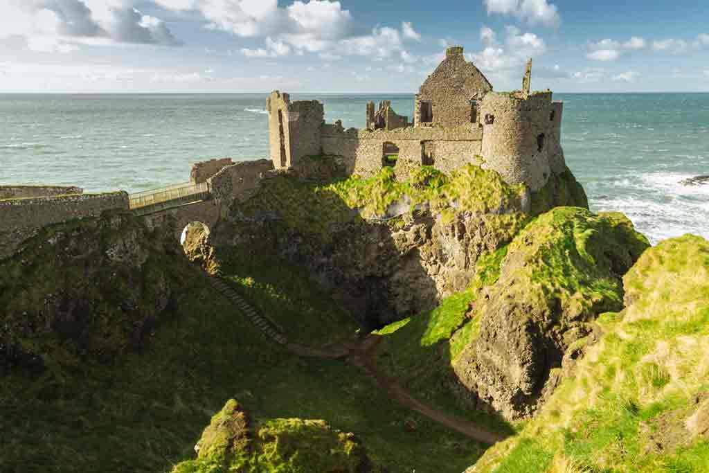 Haunted castles-Antrim-Castle