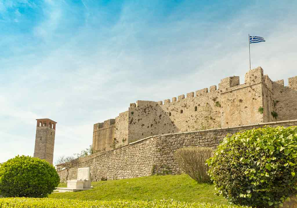 Best castles in Greece-Arta-Castle