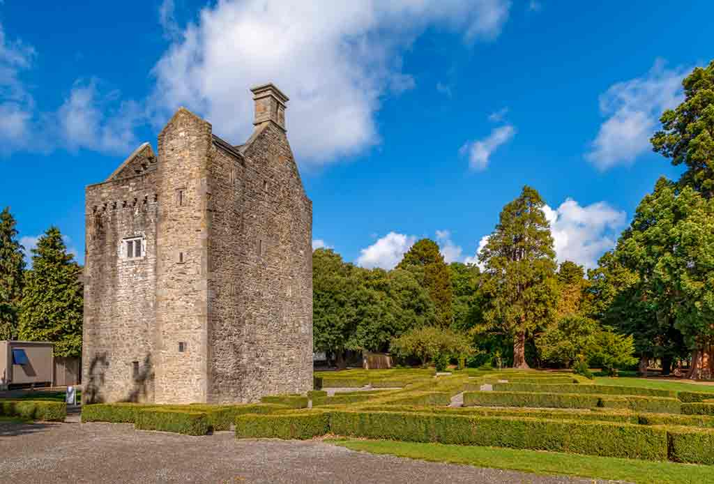 Famous castles near Dublin-Ashtown-Castle