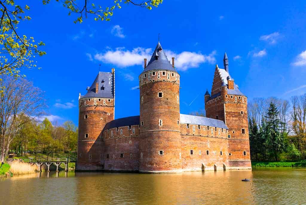 Belgian Castles-Beersel-Castle