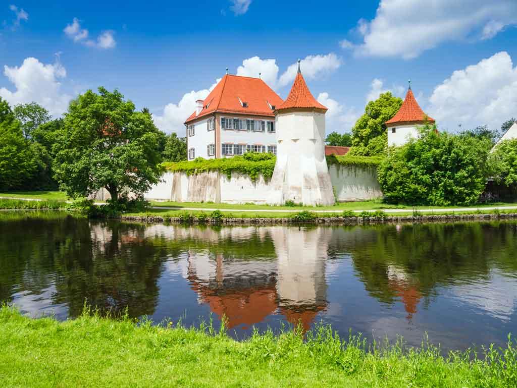 Best castles in Bavaria-Blutenburg-Castle