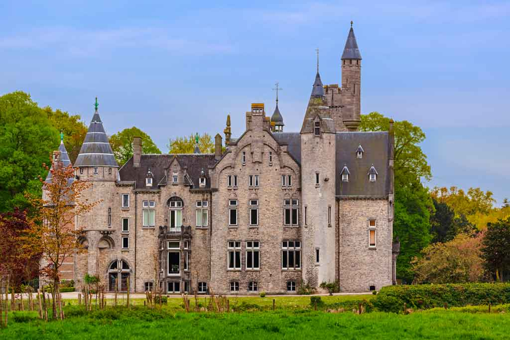 Best castles in Belgium-Bornem-Castle