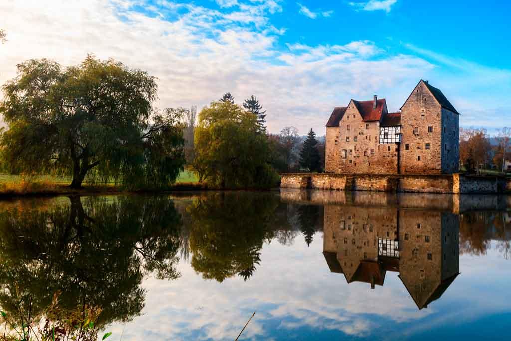 Bavarian Castles-Brennhausen