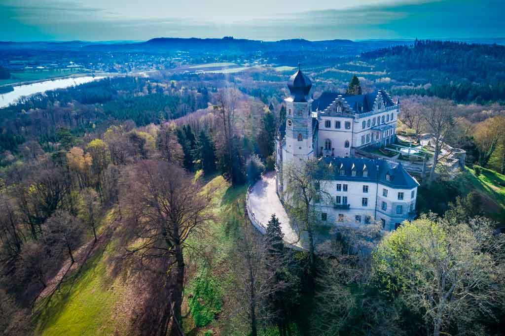 Famous Castles in Bavaria-Callenberg-Castle