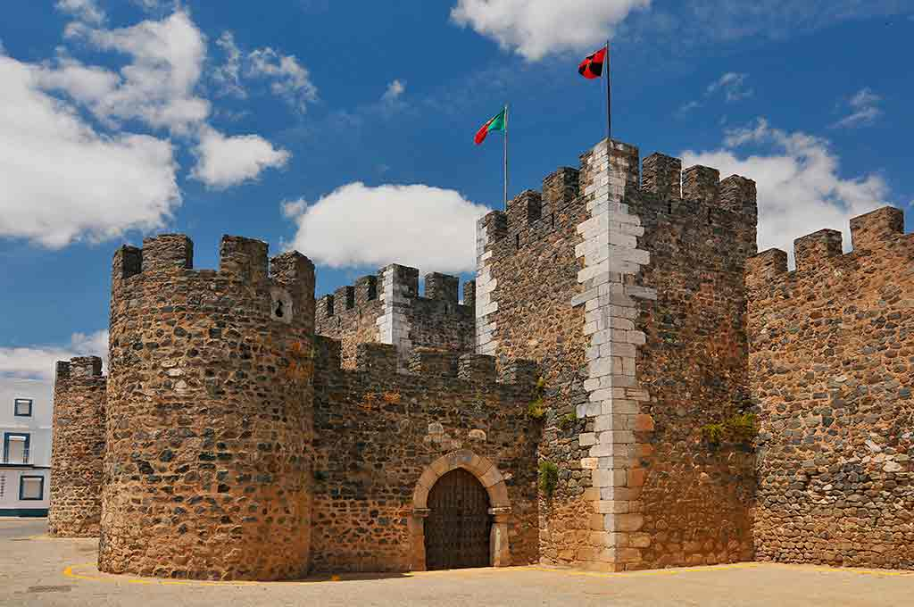 Best Portugal Castles-Castle-of-Beja