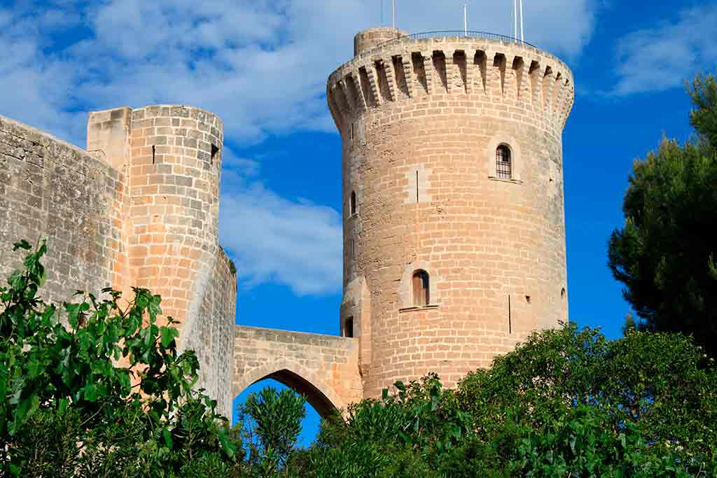 Castles in Portugal-Castle-of-Belver