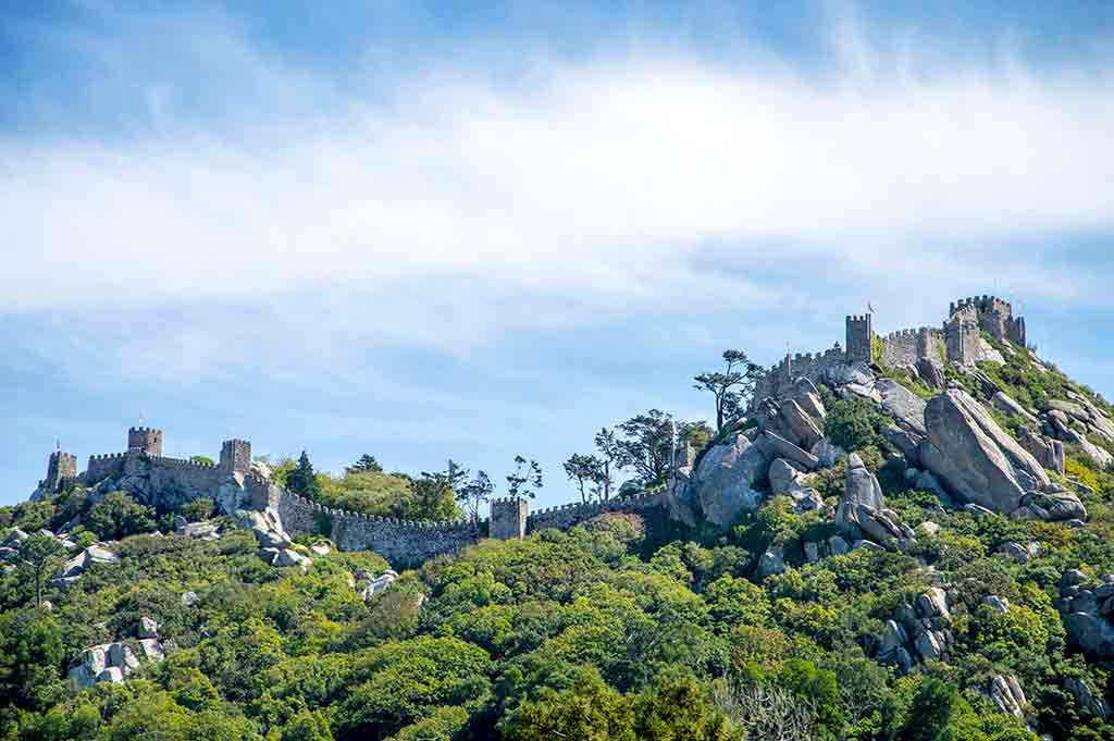 Best castles in Portugal-Castle-of-Castelo-Melhor
