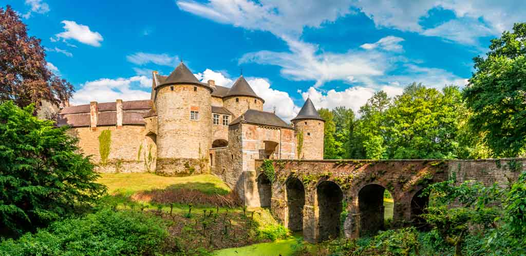 Best Belgian Castles-Castle-of-Corroy-le-Chateau