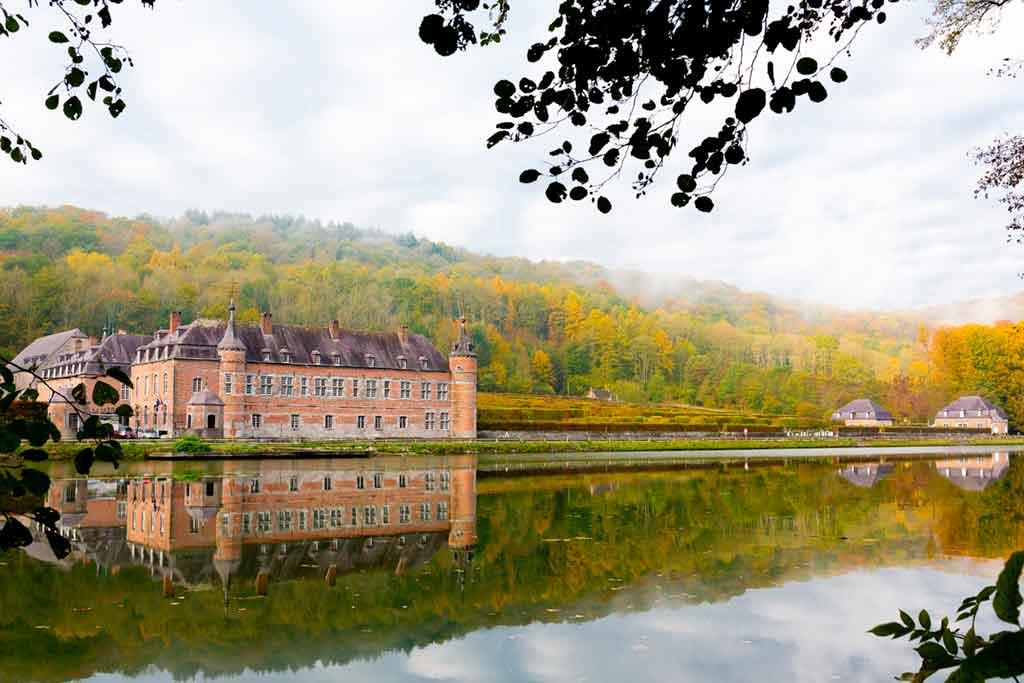 Best Belgian Castles-Castle-of-Freyr