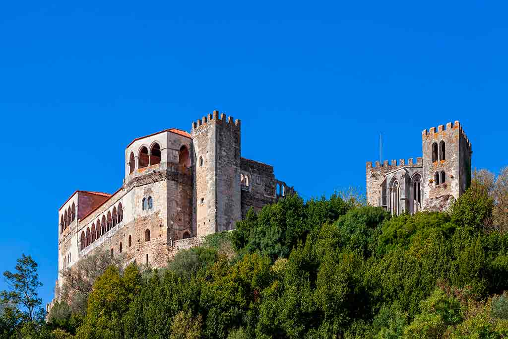 Portugal Castles-Castle-of-Leiria