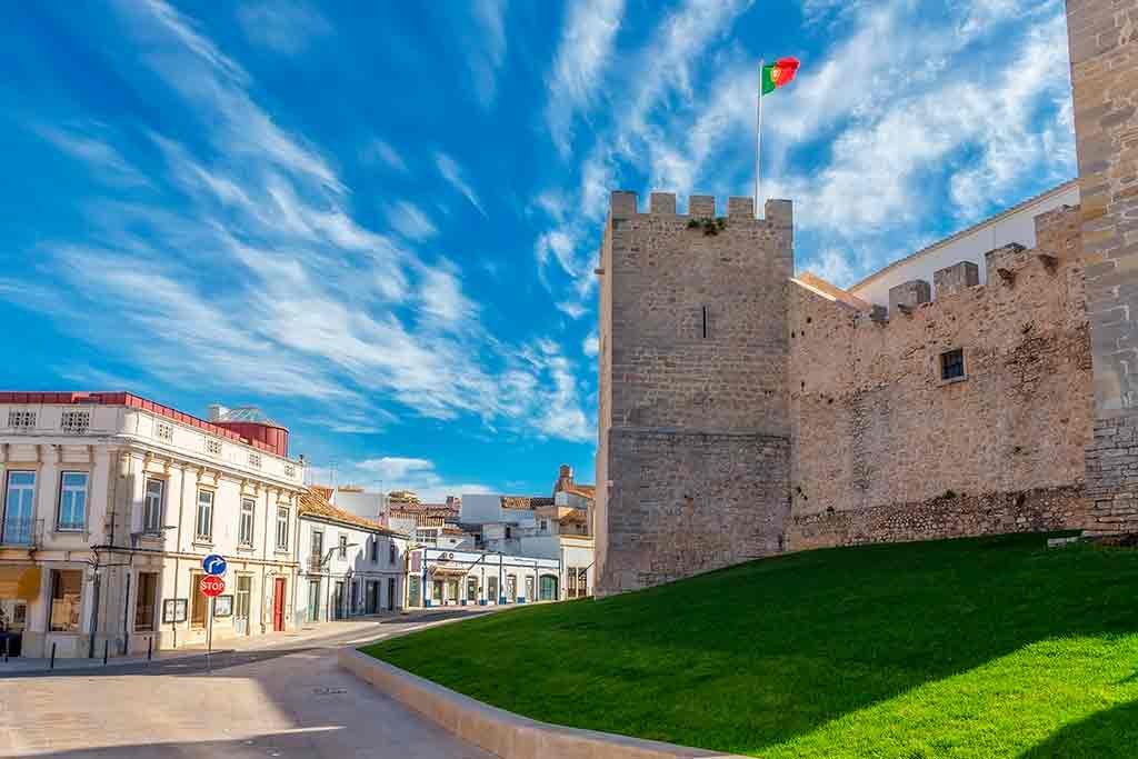 Best Portugal Castles-Castle-of-Loule