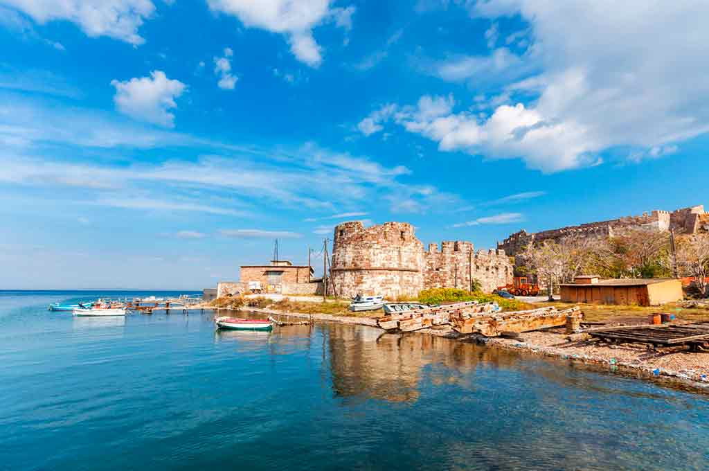 Greek Castles-Castle-of-Mytilene