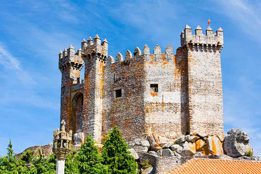Best castles in Portugal-Castle-of-Penedono