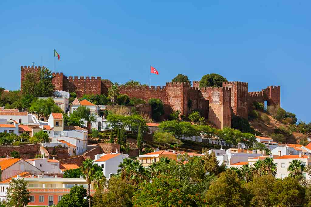 Famous Castles in Portugal-Castle-of-Silves