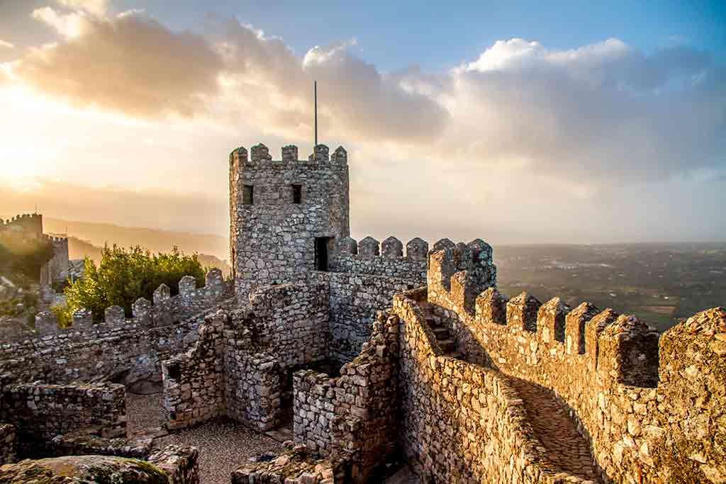 Best Portugal Castles-Castle-of-the-Moors