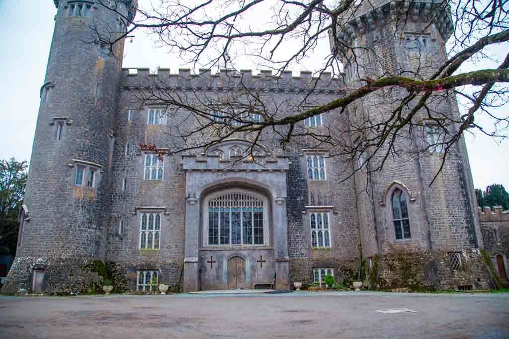 Best haunted castles-Charleville-Castle-Tullamore