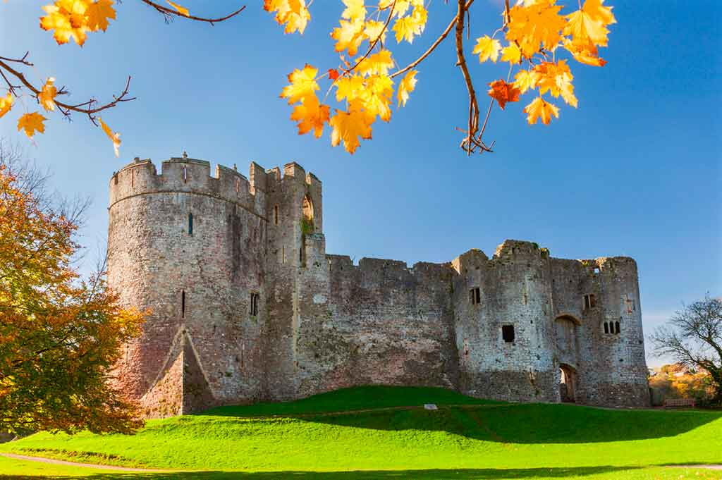 Best Castles in South Wales-Chepstow-Castle
