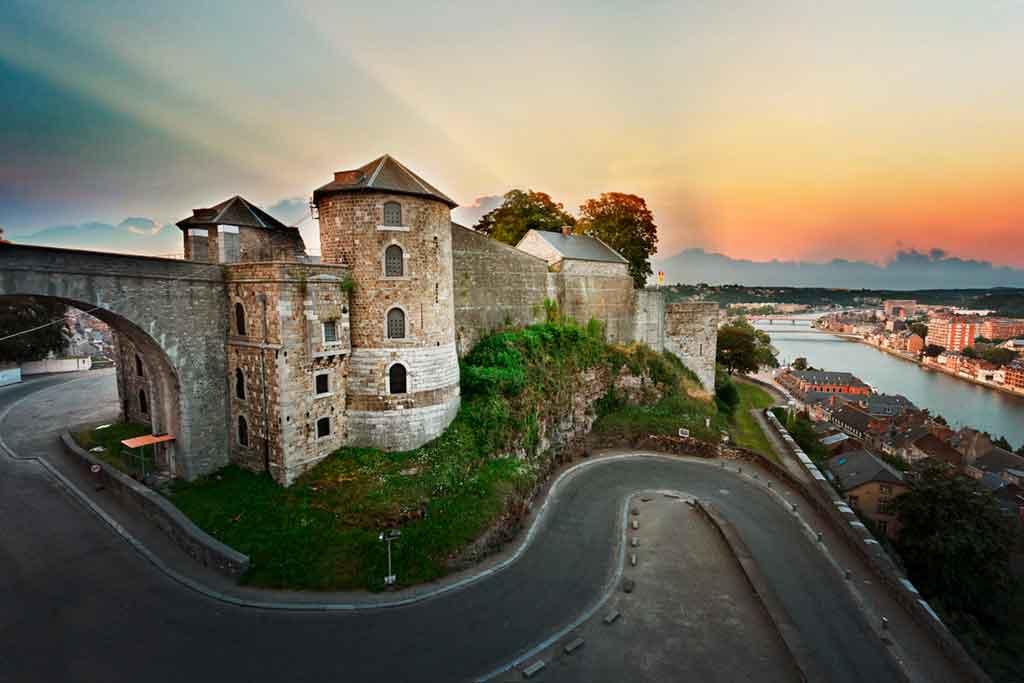 Belgian Castles-Citadel-of-Namur
