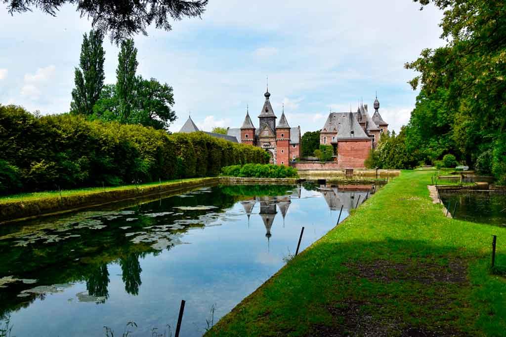 Best Belgian Castles-Commanderie-Castle